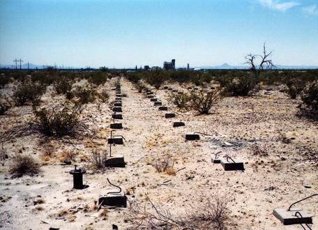 Blythe Army Airfield California Wwii Airbase Desert